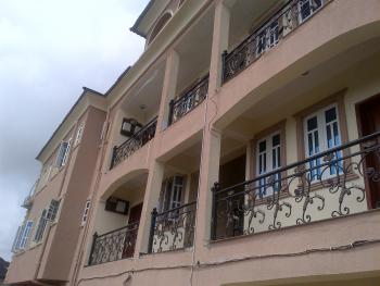 Brand New Three Bedroom Flat with a Room B.q on The 2nd Floor, All Rooms En-suite., The G. R .a, Ikota Villa Estate, Lekki, Lagos, Flat for Rent
