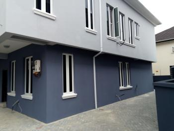 Exquisitely Finished 4 Bedroom Terrace Duplex with Bq, All Rooms Are En Suite, Gra, Osapa, Lekki, Lagos, Terraced Duplex for Rent
