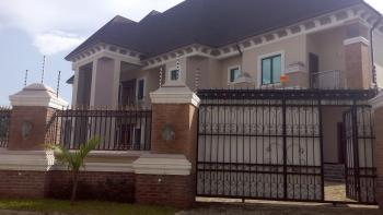 Brand New Ambassadorial Top Notch Fully Detached 6bedrm,pool,1bedroom Guest Chalet,2rooms Bq,sitting on 1500sqm  in a Mini Estate, Maitama District, Abuja, House for Sale
