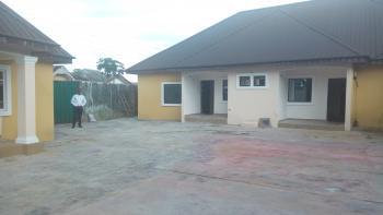 Beautifully Finished Block 2 Units of 2 Bedroom Flat, Aka Itiam, Off Oron Road, Uyo, Akwa Ibom, Flat for Rent