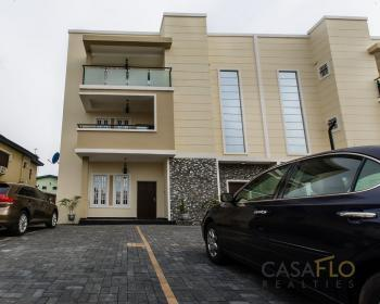 State of The Art 3 Bedroom Flat (with Staff Quarters and Study Room), Off Ogidi Crescent, Lekki Phase 1, Lekki, Lagos, Flat Short Let