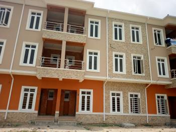 Newly Built 4 Bedroom Bedroom Terrace Duplex with Excellent Fitting, Behind Mobil, Oribana, Awoyaya, Ibeju Lekki, Lagos, Terraced Duplex for Rent