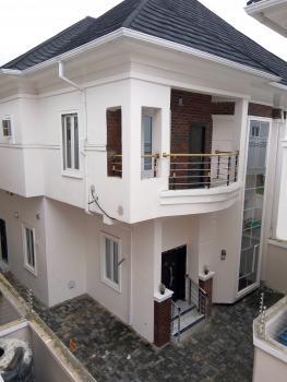 Newly Built 4 Bedroom Semi Detached Duplex with a Room Bq, Fitted Kitchen, Etc, Off Lekki County Home Road, Ikota Villa Estate, Lekki, Lagos, Semi-detached Duplex for Sale