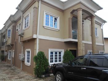 a Clean and New 2 Bedroom Flat (upstairs), Kayode Alabi Street, Off Haruna Street, Ogba, Ikeja, Lagos, Flat for Rent