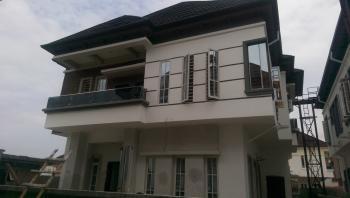 Newly Built Five Bedroom Detached House with a Bq, Ikota Villa Estate, Lekki, Lagos, House for Sale