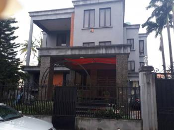 Luxury 7 Bedroom Detached Mansion with 3 Room Bq and Swimming Pool, Shonibare Estate, Maryland, Lagos, Detached Duplex for Rent