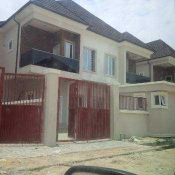 Neatly Finished 4 Bedroom with Bq, Ikota Villa Estate, Lekki, Lagos, Semi-detached Duplex for Sale