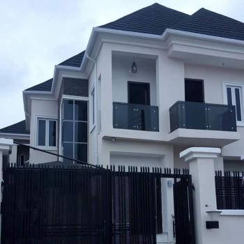 Newly Built Tastefully Finished 4 Bedroom Duplex with a Room Bq, Chevy View Estate, Lekki, Lagos, Detached Duplex for Sale