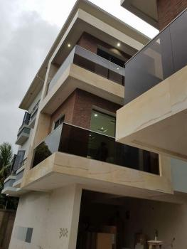 Newly Built 4 Bedroom Terrace House with a Room Bq in Old Ikoyi, Old Ikoyi, Old Ikoyi, Ikoyi, Lagos, Terraced Duplex for Sale