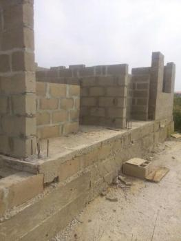 Plot of Land and Uncompleted 4 Bedroom Flat, Oko Afo, Badagry, Lagos, Mixed-use Land for Sale