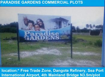 Cheap, Affordable Land, Free Trade Zone Road, Akodo Ise, Ibeju Lekki, Lagos, Residential Land for Sale