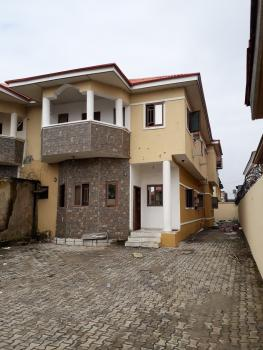 Well Finished 4 Semi Detached House for Rent at Admiralty Home N2m, Admiralty Estate, New Road, Idado, Lekki, Lagos, Semi-detached Duplex for Rent