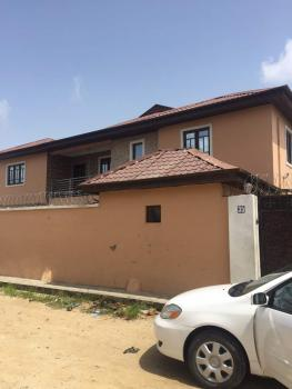 Luxury 3 Bedroom Flat with Excellent Space, Lamgbasa, Badore, Ajah, Lagos, Flat for Rent