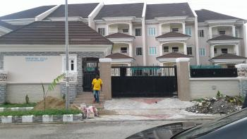 an Exquisitely Finished and Newly Developed 5 Units of 5 Bedroom Terrace House and a 4 Bedroom House, Off Patrick Yakowa Street, Katampe Extension, Katampe, Abuja, Terraced Duplex for Sale