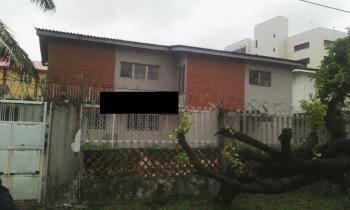 4 Bedroom Detached House + 3 Rooms Bq on 950 Sqm of Land, Balarabe Musa Cresent, Off Samuel Manuwa Street, Off Bishop Aboyade Cole Street, Victoria Island (vi), Lagos, Land for Sale