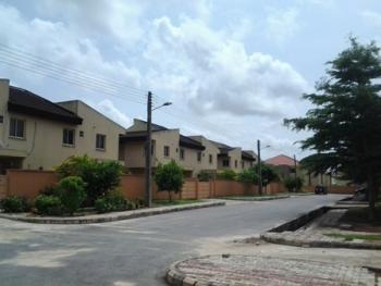 a Newly Built 4 Bedroom Terrace Duplex with a Room Bq and Its Own Compound Within an Estate, Close to Greenspring School, Awoyaya, Ibeju Lekki, Lagos, Terraced Duplex for Sale