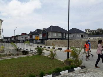 a Newly Built 5 Bedrooms Terrace Duplex with a Room Bq and with a C of O, By Chevron Drive, Lekki Phase 2, Lekki, Lagos, Terraced Duplex for Sale