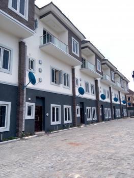Newly Built 6 Units of 4 Bedroom Terrace Duplex with a Room Servant Quarters, Swimming Pool, Etc, Ikate Elegushi, Lekki, Lagos, Terraced Duplex for Sale