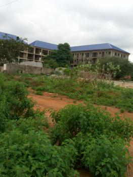 4736.47sqm Commercial Plot(not Specified), Second Plot on Katampe Ext- Gwarinpa- Life Camp Roundabout Road. Before Gilmor Yard., Jahi, Abuja, Commercial Land for Sale