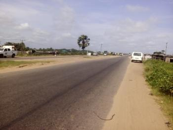 1000 Acres of Dry and Well Located Land, Itoga, Badagry, Lagos, Mixed-use Land for Sale