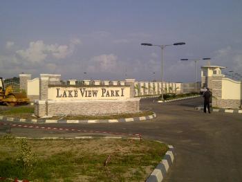 2000sqm Dry Commercial Land, Lakeview Park I, Facing Lekki Expressway, Adjacent V.g.c, Lekki Expressway, Lekki, Lagos, Commercial Land for Sale