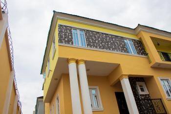 Luxury Newly Built 4 Bedroom Duplex with Bq, Phase 1, Gra, Magodo, Lagos, Detached Duplex for Sale