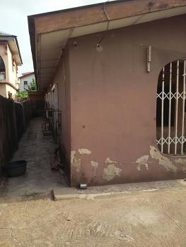 3 Bedroom Apartment, Along Mechanic Bus Stop, Okokomaiko, Ojo, Lagos, Detached Bungalow for Sale