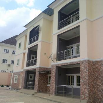 New 3 Bedroom Block of Flats, Wuye, Abuja, Flat for Rent