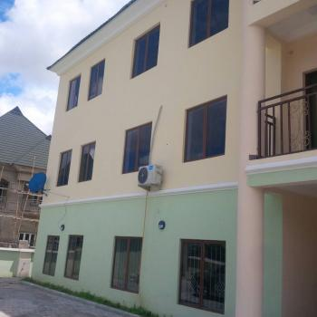 New with Big Rooms 3 Bedrooms Block of Flat  with a Room Bq in a Mini Estate, Games Village, Kaura, Abuja, Flat for Rent