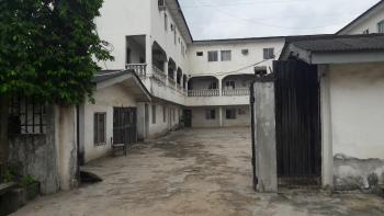 a Complex on 2 Floors and an Open Floor Space on 3 Floors for Commercial Purposes, Elim Close, Okota, Isolo, Lagos, School for Sale
