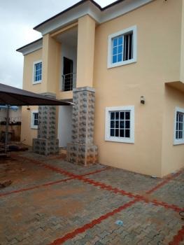 Well Finished 8 Bedroom Duplex, Tarred Road Off Dla Road, Also Accessible From The Asaba- Benin Express Way, Asaba, Delta, Semi-detached Duplex for Sale