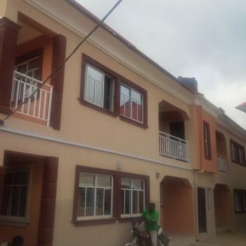 Newly Built 2 Bedroom Flat, Off Pipeline Road, Arepo, After Berger, Opic, Isheri North, Lagos, Flat for Rent