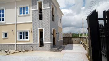 4 Bedroom Duplex with 1 Bedroom Bq, Gwarinpa, Abuja, Detached Duplex for Sale
