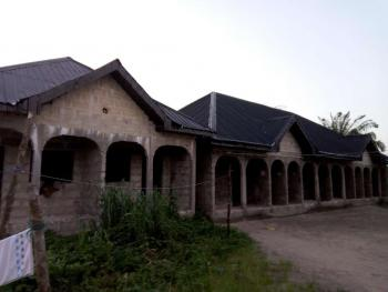 Uncompleted Building, Afiesere Town, Ughelli North, Delta, Detached Bungalow for Sale