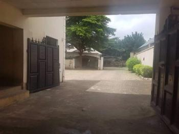 Very Decent Residential Fully Detached Block of Flats,sitting on 2500sqm, Asokoro Main, Asokoro District, Abuja, Block of Flats for Sale