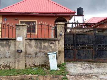 Affordable Well Located 2 Bedroom Bungalow, Lugbe District, Abuja, Detached Bungalow for Sale