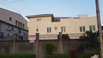 Well Maintained 3 Bedroom Serviced Flat Within a Gated Estate, Lekki Phase 1, Lekki, Lagos, Flat for Rent