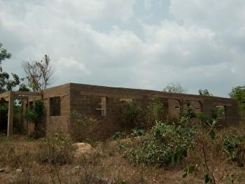Complete Plot of Land with Uncompleted 3 Bedroom Flat, Olomore, Abeokuta North, Ogun, Residential Land for Sale