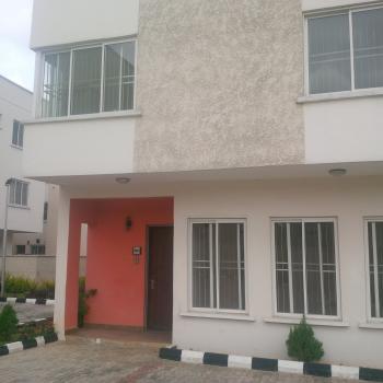 Newly  Built 4 Bedroom Terrace Duplex + Bq, Off Sobo Arobiodu, Ikeja Gra, Ikeja, Lagos, Terraced Duplex for Sale
