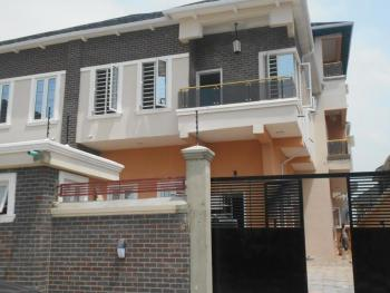 Brand New Four Bedroom Fully Detached House with a Room Bq in a Mini Estate, Ikate Elegushi, Lekki, Lagos, Detached Duplex for Rent