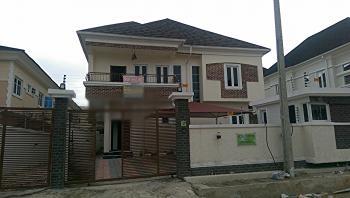 Newly Built Four Bedroom Detached House with Bq, Ikota Villa Estate, Lekki, Lagos, Detached Duplex for Sale