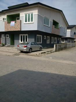 Well Finished 4 Bedroom Semi Detached House with a Room Service Quarter, Lekki Garden Horizon 2, Lekki Phase 1, Lekki, Lagos, Semi-detached Duplex for Rent