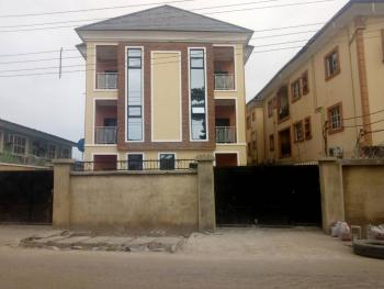 Newly Built and 3and 4 Man Room Executive Hostel for Rent in Akoka Yaba, Akoka, Yaba, Lagos, Self Contained (single Room) for Rent