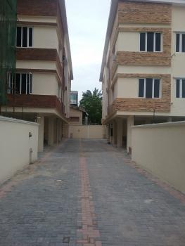 Nicely Built New  2 Bedrooms Flat, Off Federal High Court, Falomo, Ikoyi, Lagos, Block of Flats for Sale