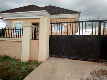 Newly and Beautifully Built 3 Bedroom Bungalow with One Room Bq, Apo Resettlement, By Zone C, Apo, Abuja, Detached Bungalow for Sale