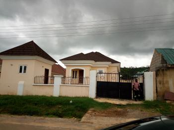 Newly and Beautifully Built 5 Bedroom Fully Detached Bungalow with 1 Room Bq, Apo Resettlement, By Zone B, Apo, Abuja, Detached Bungalow for Sale