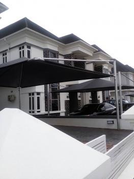 Tastefully Finished 5 Bedrooms Luxury Detached House with 1 Room Bq, Lekki County Estate, Ikota Villa Estate, Lekki, Lagos, Semi-detached Bungalow for Sale