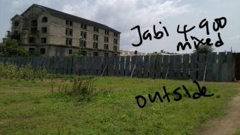 Fenced & Gated and Strategically Located Mixed Use Land, Along Shehu Musa Yar Adua Expressway Near Shoprite Mall, Jabi, Abuja, Mixed-use Land for Sale