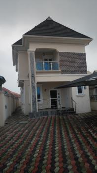 Brand New 4 Bedroom Detached Duplex, Oko-oba, Agege, Lagos, Detached Duplex for Sale
