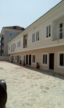 Newly Built 3 Bedroom Duplex, Osapa, Lekki, Lagos, Terraced Duplex for Rent